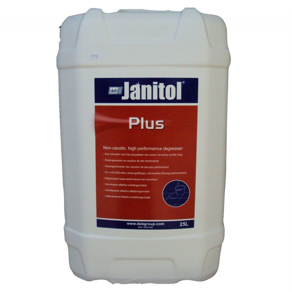 Janitol Plus Degreaser
